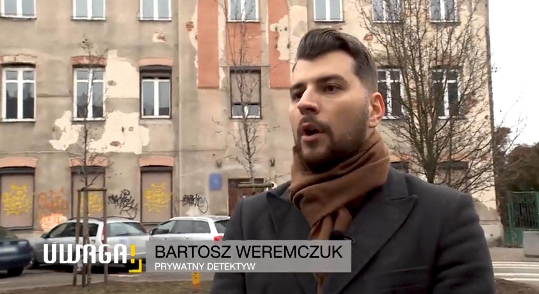 Brutalne morderstwo 35 letniego Marcina w Siedlcach – Detektyw Bartosz Weremczuk